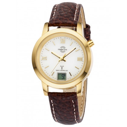 Master Time MTLA-10299-13L Funk Basic Series Damen 34mm 3ATM