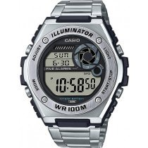 Casio MWD-100HD-1AVEF Collection Herren 50mm 10ATM