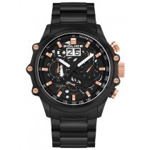 Police PL16018JSB.02M Luang Chronograph 48mm 10ATM