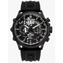 Police PL16018JSB.02P Luang Chronograph 48mm 10ATM