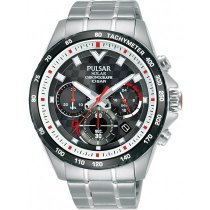 Pulsar PZ5111X1 Rally Chronograph Solar 43mm 10ATM