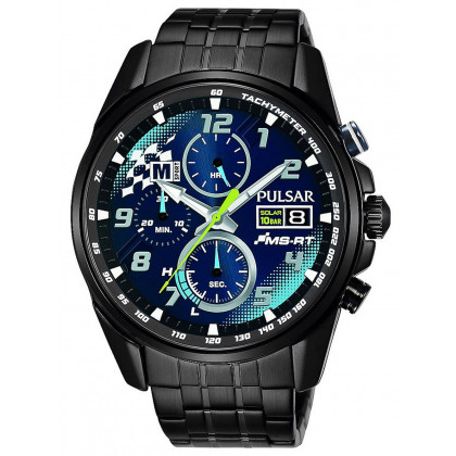 Pulsar PZ6037X2 5 Rally Solar Chrono Ltd. Herren 43mm 10ATM