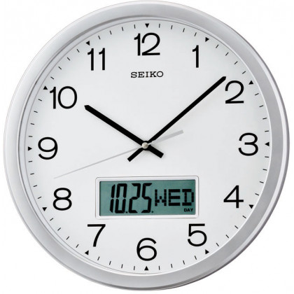 Seiko wall clock  QXL007S