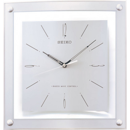 Seiko wall clock QXR205S