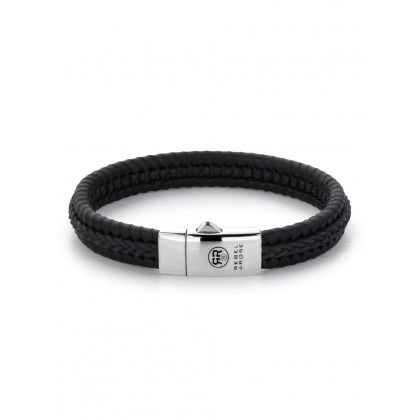 Rebel & Rose Armband Dual Twisted RR-L0064-S-M Herren