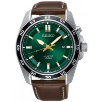 Seiko SKA791P1 Kinetic Herren 42mm 10ATM
