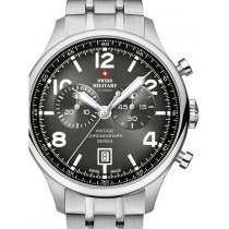 Swiss Military SM30192.01 Chronograph 42mm 10ATM