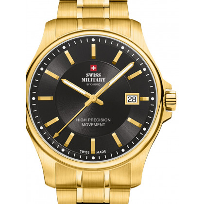 Swiss Military SM30200.08 Herren 39mm 5ATM