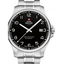 Swiss Military SM30200.16 Herren 39mm 5ATM