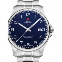 Swiss Military SM30200.18 Herren 39mm 5ATM