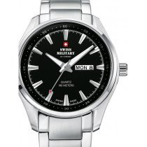 Swiss Military SM34027.01 Herren 44mm 10ATM
