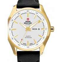 Swiss Military SM34027.08 Herren 44mm 10ATM