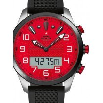 Swiss Military SM34061.02 Ana-Digi Chronograph 45mm 10ATM
