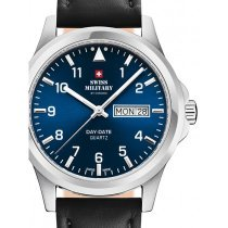 Swiss Military SM34071.03 Herren 40mm 5ATM
