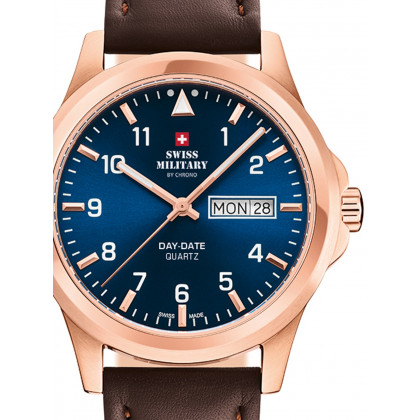 Swiss Military SM34071.08 Herren 40mm 5ATM