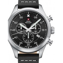 Swiss Military SM34076.04 Chronograph 43mm 10ATM