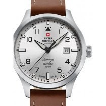 Swiss Military SM34078.05 Herren 43mm 10ATM