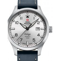 Swiss Military SM34078.06 Herren 43mm 10ATM