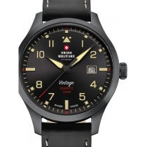 Swiss Military SM34078.08 Herren 43mm 10ATM