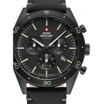 Swiss Military SM34079.08 Chronograph 43mm 10ATM