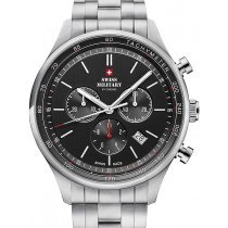 Swiss Military SM34081.01 Chronograph 42mm 10ATM