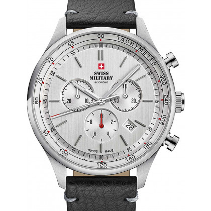 Swiss Military SM34081.07 Chronograph 42mm 10ATM