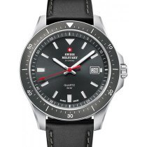 Swiss Military SM34082.06 Herren Quarz 42 mm 5ATM