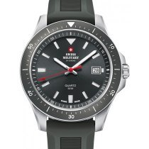 Swiss Military SM34082.09 Herren Quarz 42 mm 5ATM
