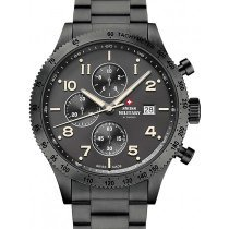 Swiss Military SM34084.04 Chronograph 42 mm 10ATM