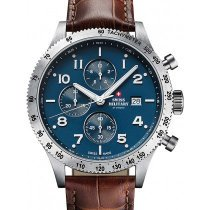 Swiss Military SM34084.06 Chronograph 42 mm 10ATM