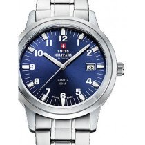 Swiss Military SMP36004.08 Herren 40mm 5ATM