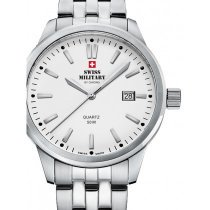 Swiss Military SMP36009.02 Herren 41mm 5ATM