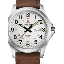 Swiss Military SMP36040.16 Herren 42mm 5ATM