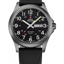 Swiss Military SMP36040.20 Herren 42mm 5ATM
