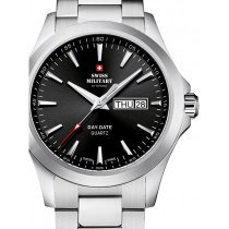 Swiss Military SMP36040.22 Herren 42mm 5ATM