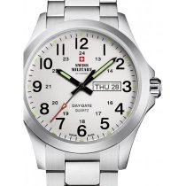 Swiss Military SMP36040.26 Herren 42mm 5ATM