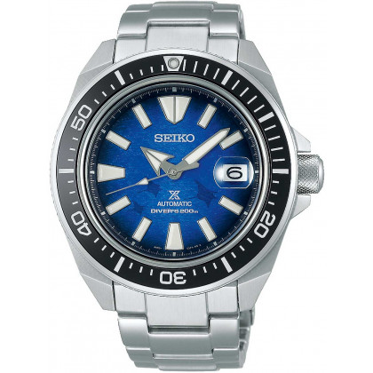 Seiko SRPE33K1 Prospex Save the Ocean Autom. Diver 44mm 20ATM
