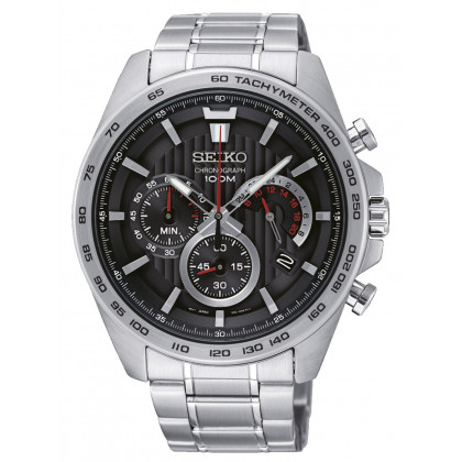 Seiko SSB299P1 Neo Sports Chronograph 44mm 10ATM