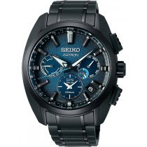 Seiko SSH105J1 Astron GPS Solar Dual Time Limited Edition 43mm 20ATM