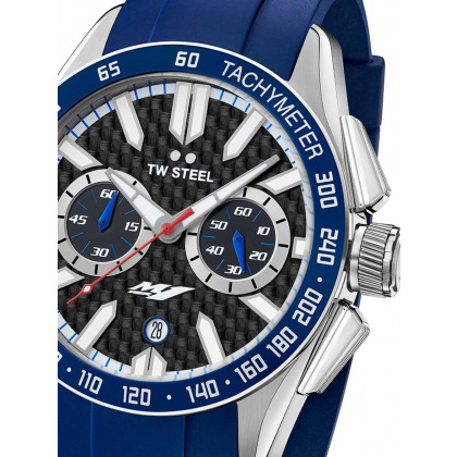 TW-Steel GS3 Yamaha Factory Racing Chrono 42mm 10ATM