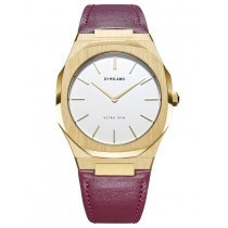 D1 Milano UTLL03 Ultra Thin Damen 38mm 5ATM