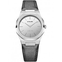D1 Milano UTLL16 Ultra Thin Mirror Damen 34mm 5ATM