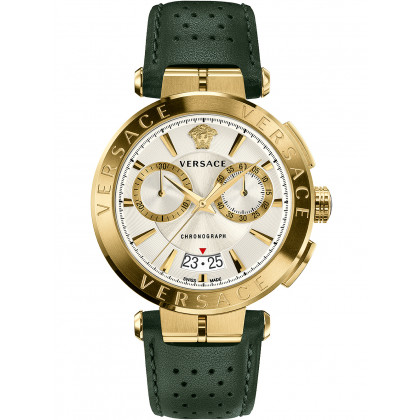Versace VE1D01320 Aion Chronograph 45mm 5ATM