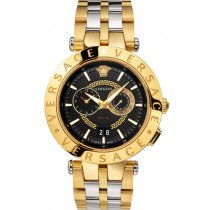 Versace VEBV00519 New V-Race Chronograph Herren 46mm 5ATM