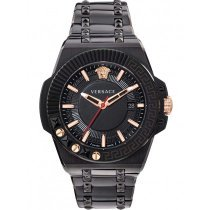 Versace VEDY00719 Chain Reaction Herrenuhr 46mm 5ATM