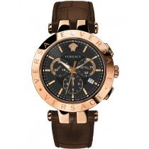 Versace VERQ00320 V-Race Chronograph 42mm 5ATM