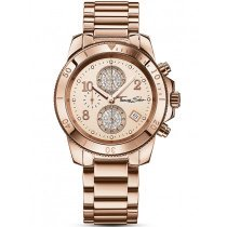 Thomas Sabo WA0192-265-208 Damen Chronograph 40mm 10ATM