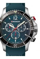 Wenger 01.0643.114 Seaforce Chronograph 43mm 20ATM