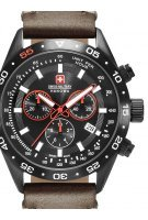Swiss Military Hanowa 06-4318.13.007 Challenger Pro Chronograph 42mm 10ATM