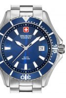 Swiss Military Hanowa 06-5296.04.003 Nautila Herren 46mm 10ATM